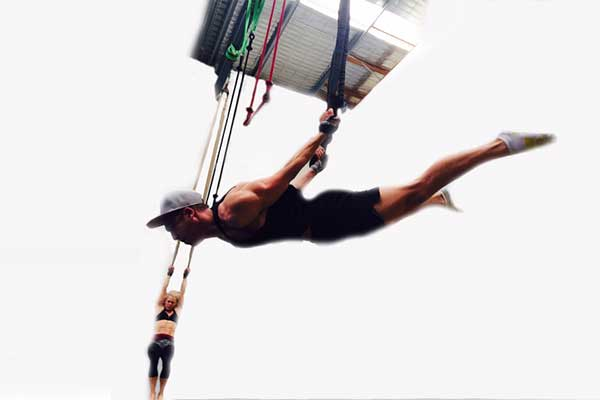 Circus Arts - Aerial Acrobatics and Juggling