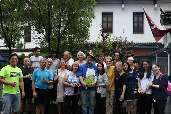 Nepean Potters Society visits China