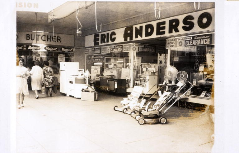 Eric Anderson Store