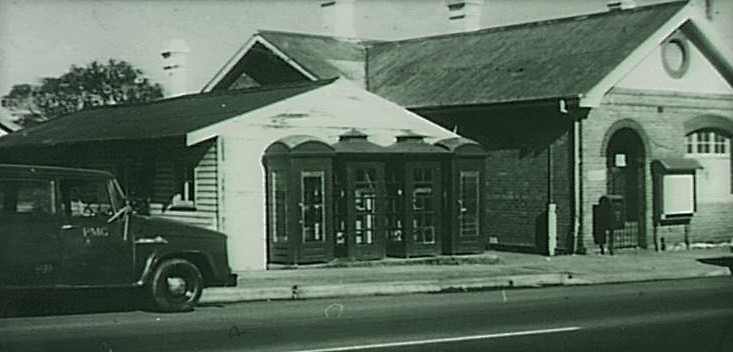 First Commonwealth Bank in St Marys