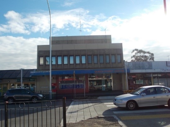 Penrith City Library St Marys Branch