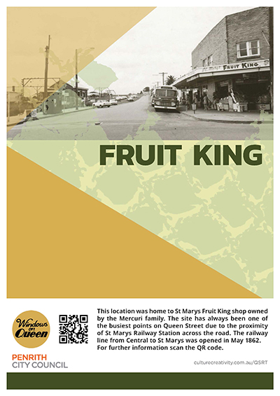 Fruit King