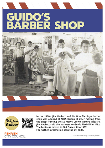 Guidos Barber Shop