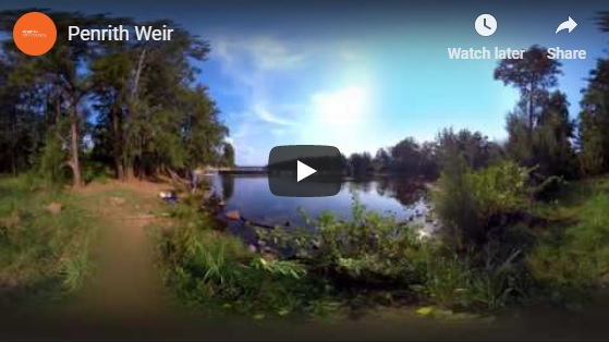 Penrith Weir Video