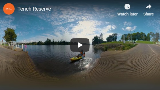 Tench Reserve Video